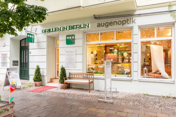 Brillen in Berlin