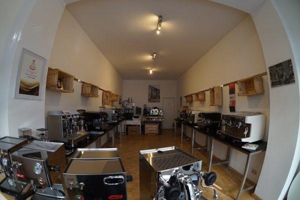 COFFEECASA – Espresso und Maschinen