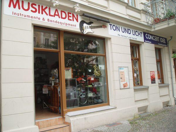 Concert Idee Musikladen
