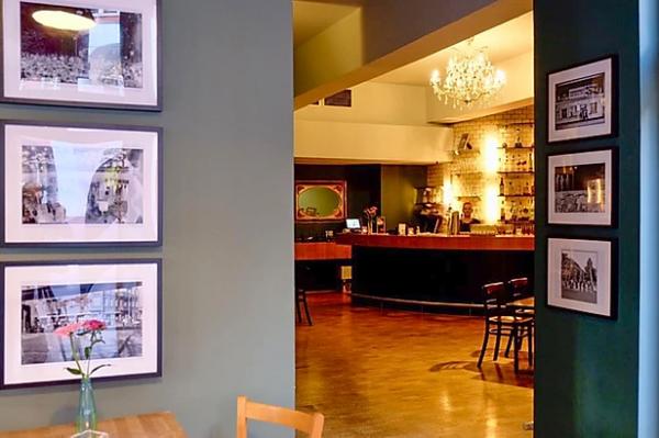 Dunkel Restaurant Berlin