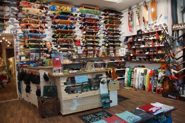 Lassrollen Longboard und Skateboard Shop