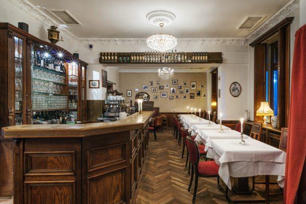 Restaurant Pasternak
