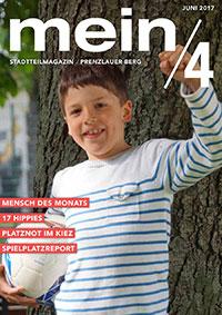 MeinViertel Berlin Erstausgabe