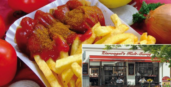 Ziervogel`s Kult Curry Berlin