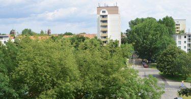 Ansicht Michelangelostrasse