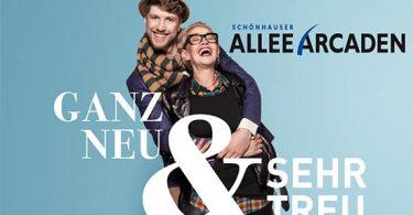 Schönhauser Allee Arcaden app