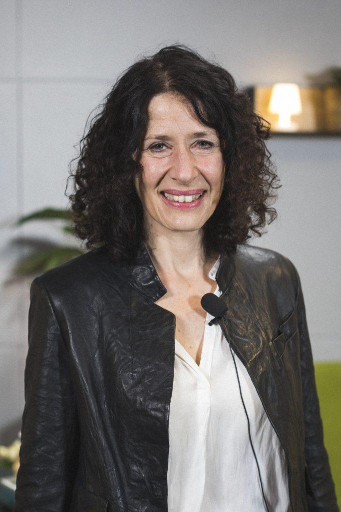 Bettina Jarrasch Porträt