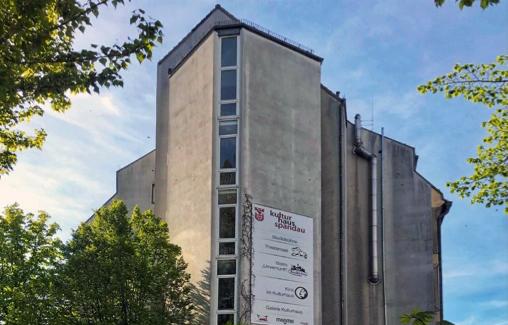 Kulturhaus Spandau, Mauerstraße 6