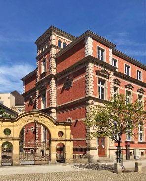 Kaiserliches Postamt Berlin Spandau, heute Volkshochschule