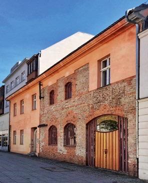 Gotisches Haus, Breite Straße 32, Berlin Spandau